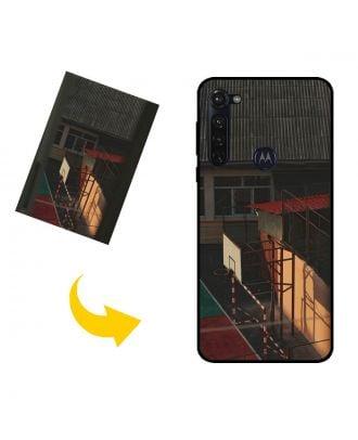 Motorola Moto G Stylus Púzdro na telefón vyrobené na mieru s vašimi fotografiami, textami, dizajnom atď.