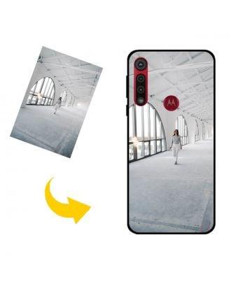 Carcasa de teléfono Motorola Moto G8 personalizada con sus propias fotos, textos, diseño, etc.