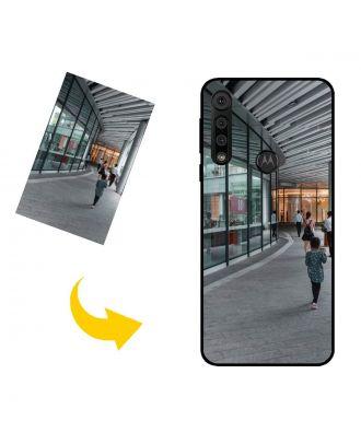 Mukautettu Motorola Moto G8 Play puhelinkotelo valokuvillesi, teksteillesi, suunnittelulle jne.