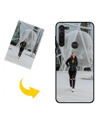 Personalized Motorola Moto G8 Power Phone Case with Your Own Photos, Texts, Design, etc.