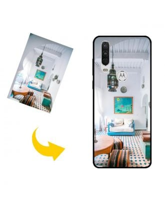 Custom Motorola One Action Phone Case with Your Own Photos, Texts, Design, etc.