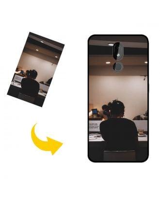 Carcasa de teléfono Nokia 3.2 personalizada con sus fotos, textos, diseño, etc.