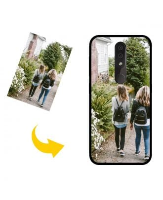 Customized Nokia 4.2 Phone Case with Your Own Photos, Texts, Design, etc.