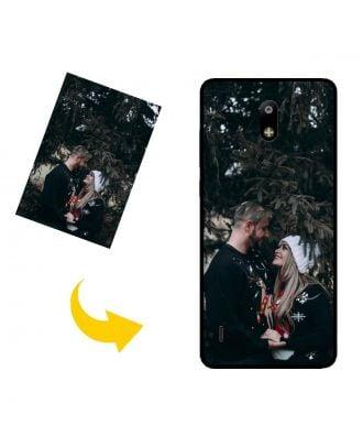 Op maat gemaakt Nokia 3.1 C telefoonhoesje met uw foto's, teksten, ontwerp, etc.