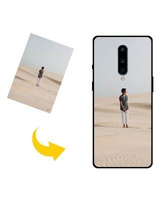 Carcasa de teléfono OnePlus 8 5G UW (Verizon) personalizada con sus fotos, textos, diseño, etc.