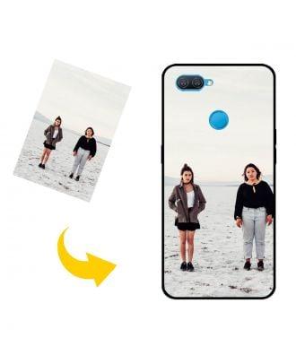 Aangepast OPPO A12 telefoonhoesje met je eigen foto's, teksten, ontwerp, etc.