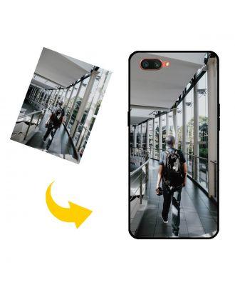 Індивідуальний OPPO A12e чохол для телефону з власними фотографіями, текстами, дизайном тощо.