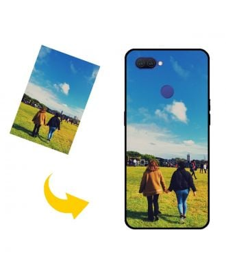 Custom Made OPPO A12s Telefoonhoesje met uw eigen ontwerp, foto's, teksten, etc.