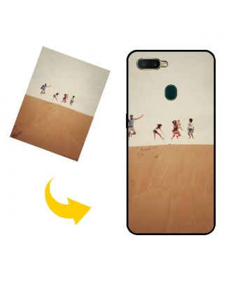 Custom OPPO A5s (AX5s) Phone Case with Your Own Photos, Texts, Design, etc.