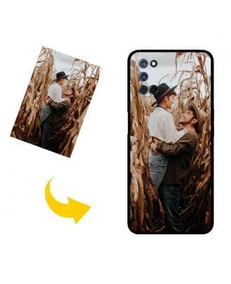 Fotoğraflarınız, Metinleriniz, Tasarımınız vb.İle Özel OPPO A72 Telefon Kılıfı