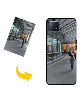 Спеціальний OPPO A72 5G чохол для телефону з власним дизайном, фотографіями, текстами тощо.