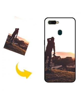 Tilpasset OPPO A7n telefonveske med bilder, tekster, design osv.