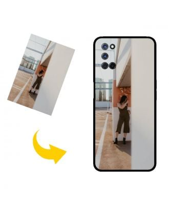 Personalized OPPO A92 Phone Case with Your Own Photos, Texts, Design, etc.