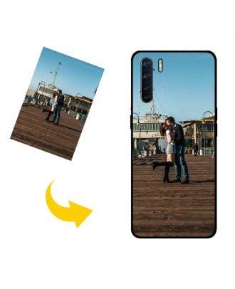 Personalizované OPPO F15 puzdro na telefón s vlastnými fotografiami, textami, dizajnom atď.