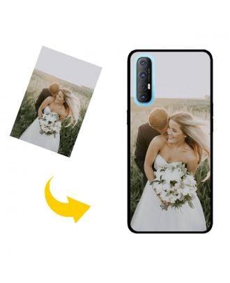 Skræddersyet OPPO Find X2 Neo telefon taske med dit eget design, fotos, tekster osv.