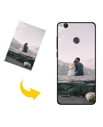 Personalized Panasonic Eluga I7 (2019) Phone Case with Your Own Design, Photos, Texts, etc.