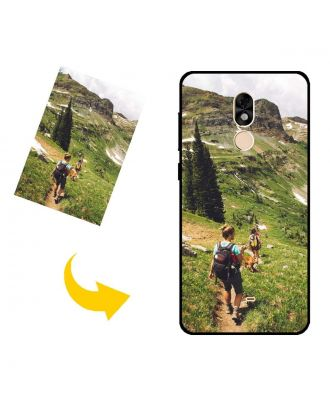 Custom Made Panasonic Eluga Ray 800 Phone Case with Your Photos, Texts, Design, etc.