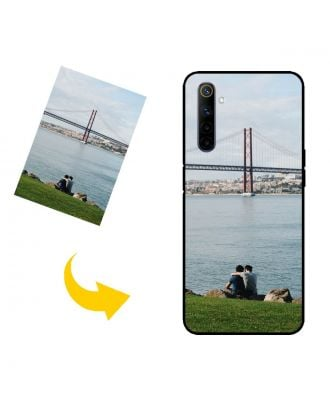 Custom Realme 6 Phone Case with Your Photos, Texts, Design, etc.