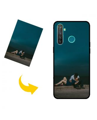 Custom Realme 5 Pro Phone Case with Your Own Design, Photos, Texts, etc.