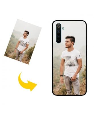 Customized Realme 6 Pro Phone Case with Your Own Photos, Texts, Design, etc.