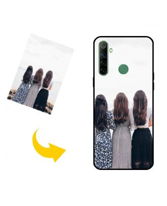 Custom Realme 6i Phone Case with Your Own Design, Photos, Texts, etc.