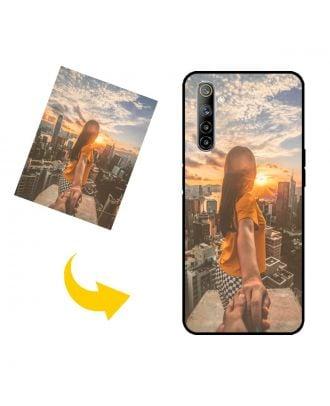 Na mieru vyrobené Realme 6i (India) puzdro na telefón s vlastným dizajnom, fotografiami, textami atď.