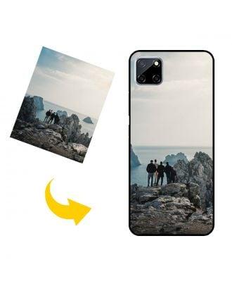 Індивідуальний Realme C12 чохол для телефону з вашими фотографіями, текстами, дизайном тощо.
