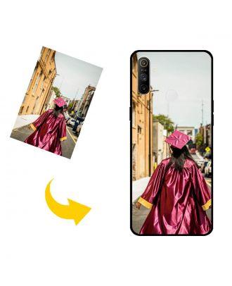 Na mieru vyrobené Realme Narzo 10A puzdro na telefón s vlastnými fotografiami, textami, dizajnom atď.