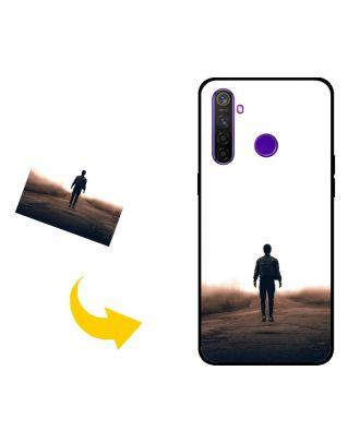 Prispôsobené Realme Q puzdro na telefón s vlastnými fotografiami, textami, dizajnom atď.