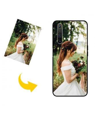 Carcasa de teléfono Realme X3 SuperZoom personalizada con su propio diseño, fotos, textos, etc.