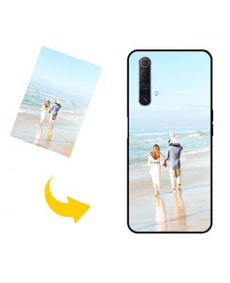 Carcasa de teléfono Realme X50 5G personalizada con sus propias fotos, textos, diseño, etc.