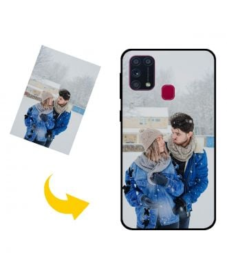 Custom Samsung Galaxy M31s Phone Case with Your Own Photos, Texts, Design, etc.