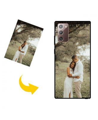 Tilpasset Samsung Galaxy Note20 5G telefonetui med dine fotos, tekster, design osv.