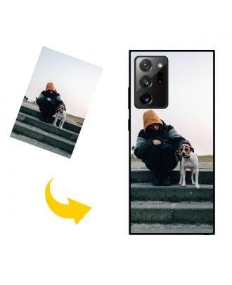 Prispôsobené Samsung Galaxy Note20 Ultra 5G puzdro na telefón s vlastnými fotografiami, textami, dizajnom atď.