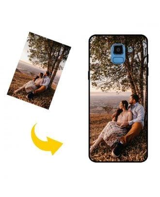 Kendi Tasarımınız, Fotoğrafları, Metinleri vb.İle Özelleştirilmiş Samsung Galaxy On6 Telefon Kılıfı