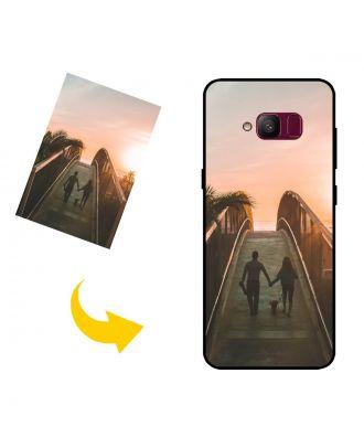 Gepersonaliseerd Samsung Galaxy S Light Luxury telefoonhoesje met uw foto's, teksten, ontwerp, etc.
