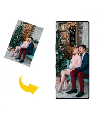 Customized SONY Xperia 1 Phone Case with Your Photos, Texts, Design, etc.