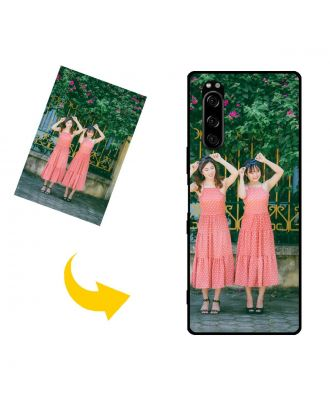 Personalized SONY Xperia 5 Phone Case with Your Own Photos, Texts, Design, etc.