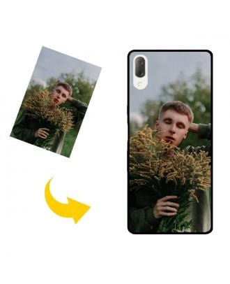 Custom SONY Xperia L3 Phone Case with Your Own Design, Photos, Texts, etc.
