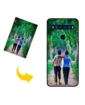 Personalized TCL 10 5G Phone Case with Your Own Photos, Texts, Design, etc.