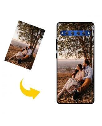 TCL 10 Plus Púzdro na telefón vyrobené na mieru s vašimi fotografiami, textami, dizajnom atď.