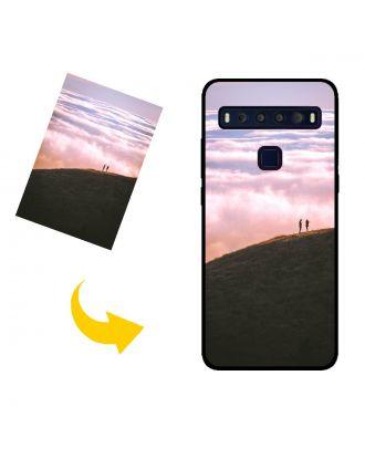 Виготовлений на замовлення TCL 10L чохол для телефону з власними фотографіями, текстами, дизайном тощо.
