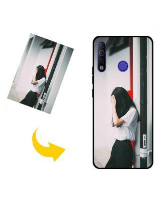 Kendi Tasarımınız, Fotoğrafları, Metinleri vb.İle Özel Yapılmış TECNO Camon 12 Air Telefon Kılıfı