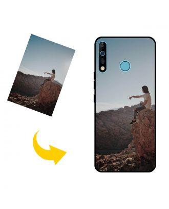 Skræddersyet TECNO Camon 12 Pro telefonkasse med dine fotos, tekster, design osv.