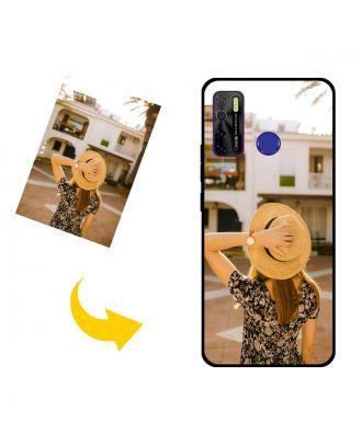Індивідуальний TECNO Camon 15 чохол для телефону з власним дизайном, фотографіями, текстами тощо.