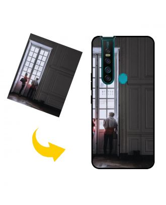 Personalized TECNO Camon 15 Premier Phone Case with Your Own Photos, Texts, Design, etc.