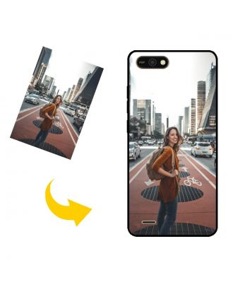 Custom Made TECNO Pop 2 F Phone Case with Your Own Photos, Texts, Design, etc.