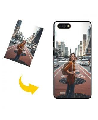 Kendi Fotoğraflarınız, Metinleriniz, Tasarımınız vb.İle Özel Yapılmış TECNO Pop 2 F Telefon Kılıfı