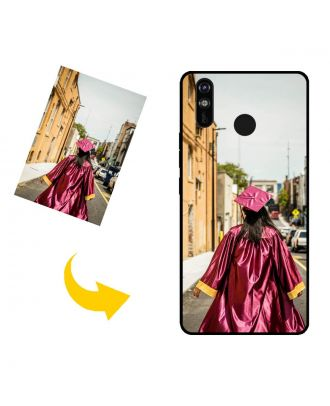 Personalized TECNO Pop 2 Plus Phone Case with Your Photos, Texts, Design, etc.
