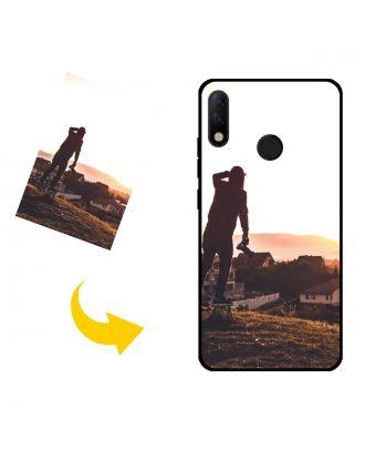Skreddersydd TECNO Spark 3 telefonveske med bilder, tekster, design osv.